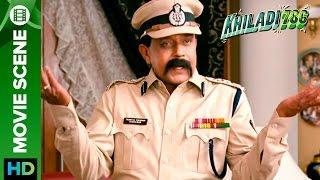 Mithun Chakraborty | Khiladi 786 | Best Comedy Scene
