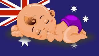 Australia National Anthem - Baby Sleeping Version - Advance Australia Fair