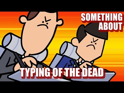 Xxx Mp4 Something About The Typing Of The Dead ANIMATED Loud Sound Warning ⌨️💀 3gp Sex