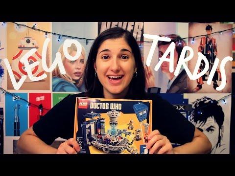 Building A Tardis! | LEGO