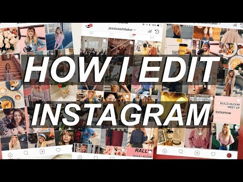 how i edit my instagram pictures | bright + warm + colorful iphone photography theme