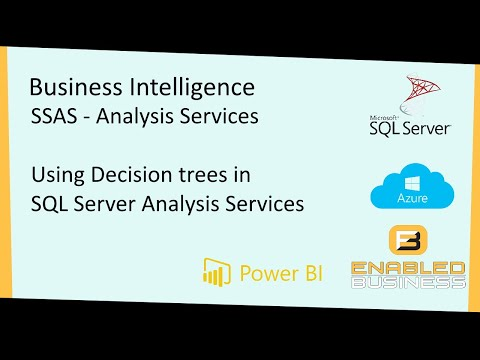 MS SQL Server Data mining- decision tree