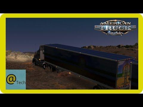American Truck Simulator #1 - 8-Hour Detour!