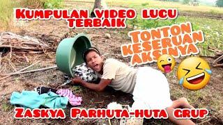 Kumpulan video lucu banci batak Zaskya Parhuta-huta, gilak! bikin ngakak nontonnya