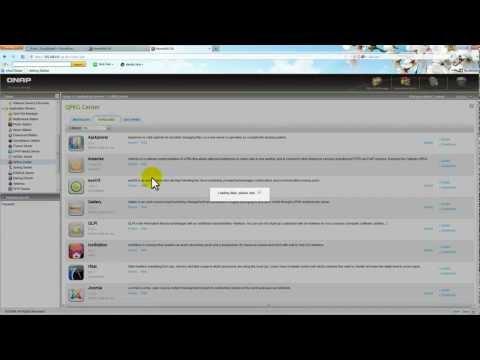 How To Install Latest WordPress Onto QNAP NAS Server