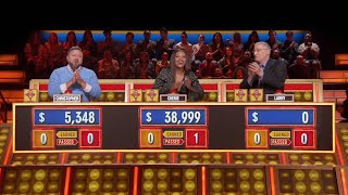 One Spin In A Whammy-Filled Round - Press Your Luck