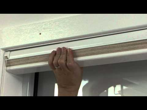 How To Install Pleat Blinds