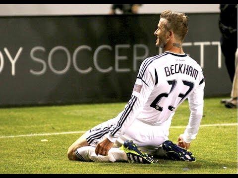 David Beckham's Best MLS Goal?