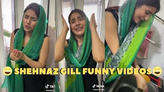 Shehnaz Gill funny viral video | Bigg Boss 13 fame Shehnaz Gill Tik Tok Video will make your day