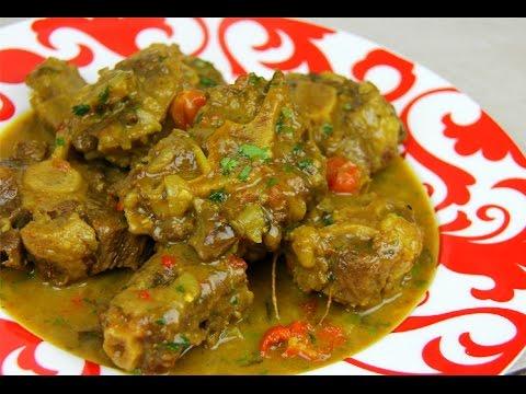 Coconut Curry Oxtails  - Chris De La Rosa Tasty Tuesday