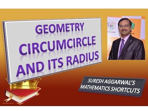 Trick 199 - Understand Circumcenter and Circumcircle