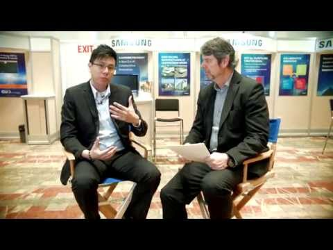 Samsung 14nm FinFET Interview with Kelvin Low