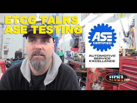 ETCG Talks ASE Testing -ETCG1