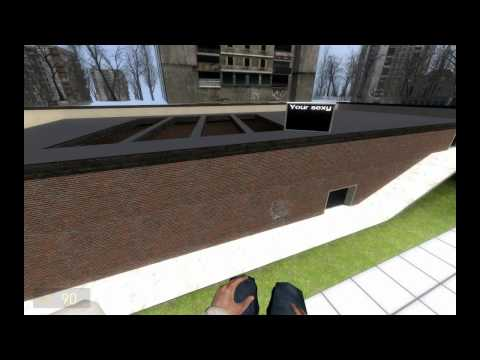 Garry's Mod Tutorial: How to build an elevator