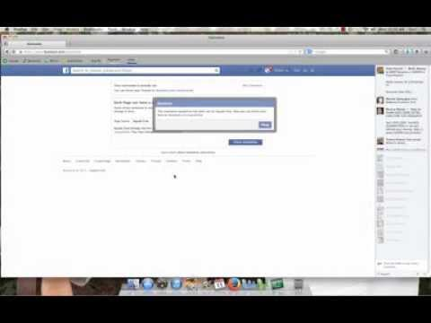 How to Change Your Facebook Fan Page URL