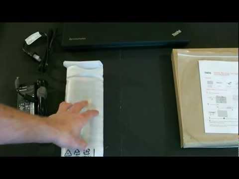 Lenovo Thinkpad T530 Unboxing