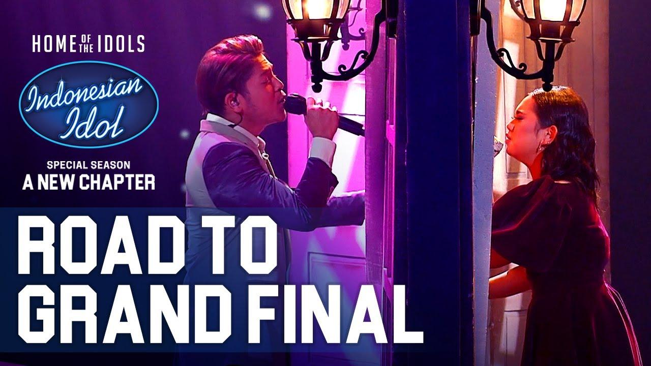 Download MARK X ZIVA - AKU PASTI KEMBALI (Pasto) - ROAD TO GRAND FINAL - Indonesian Idol 2021 MP3 Gratis