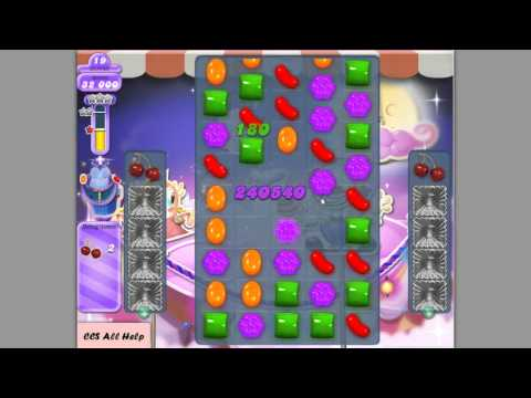 Candy Crush Saga DREAMWORLD level 181 by Cookie