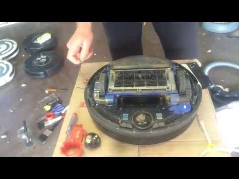 iRobot Roomba cleaning basics 101