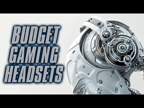 10 Best Cheap Budget Gaming Headsets of 2017