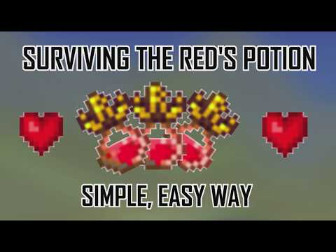 Terraria: How to Survive the Red's Potion (Spherius Story #2)