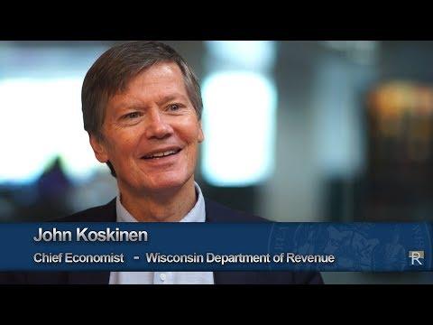 Wisconsin's Economy Today - Lower Tax Burden