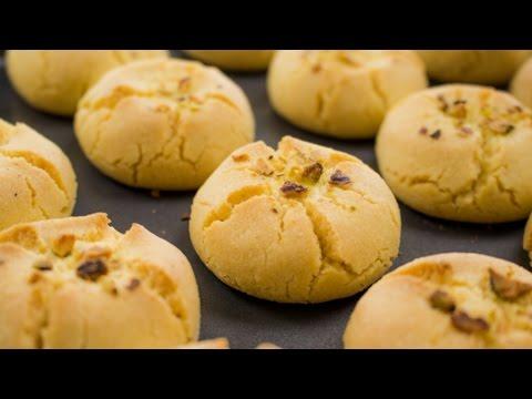 Nankhatai Recipe - Easy Eggless Nan khatai Biscuit | Indian Cookies | Indian Bakery Recipes