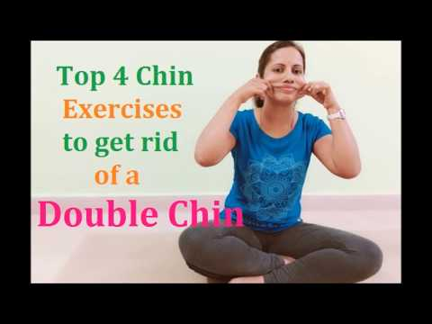 How To Get Rid of Your Double Chin - Reduce your Double Chin Naturally