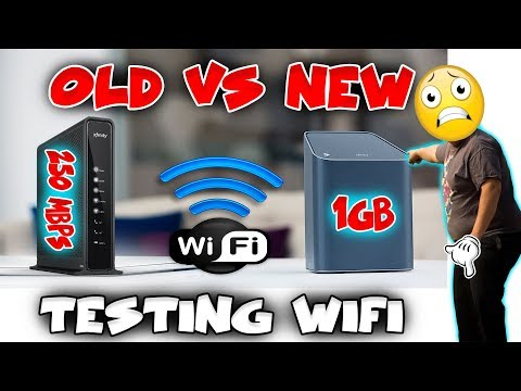NEW Comcast Xfinity 1GB Modem VS OLD 250Mbps Modem Wifi Test (SHOULD YOU GET IT?) WATCH VIDEO