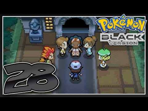 Pokémon Black - Episode 28: Light Stone