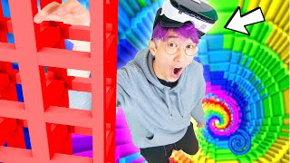Can We Beat ROBLOX VR TOWER OF HECK!? (FUNNY MOMENTS)