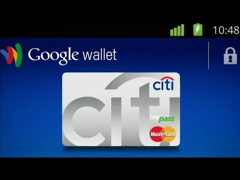 Citi: What is Google Wallet?