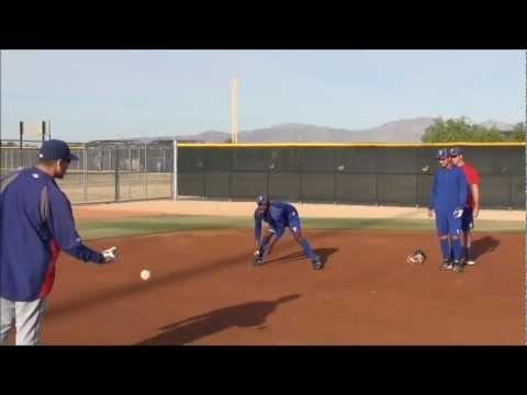 Extreme Baseball Infield Drills-Major League Fundamentals