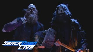 Beware the Bludgeon Brothers: SmackDown LIVE, Oct. 10, 2017