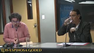 Luis Espinosa Goded y Virgilio Hernández correismo