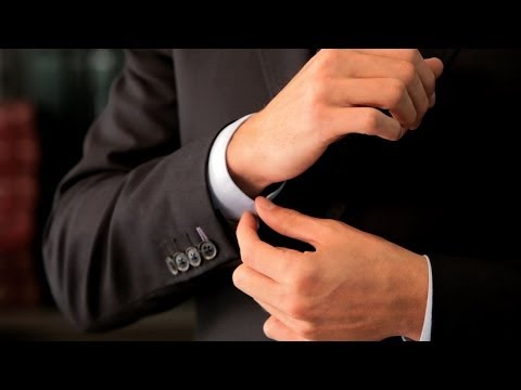 How to Know If a Suit Fits Properly | Men's Fashion