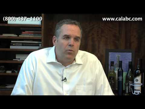 California Liquor License Problems
