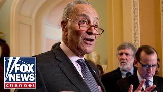 Schumer, Senate Dems trash Trump impeachment defense