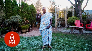 The West African King in Canada