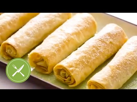Phyllo Dough Recipes | Pantry Project with Gail Simmons