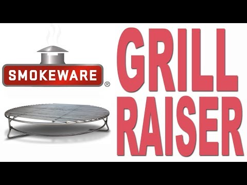 Smokeware's Grill  Raiser for the Big Green Egg