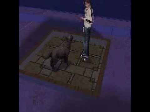 Sims 2 ~ becoming a werewolf ~