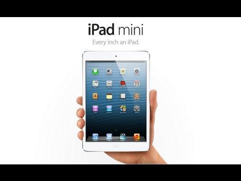 iPad Mini Screen Resolution Comparison