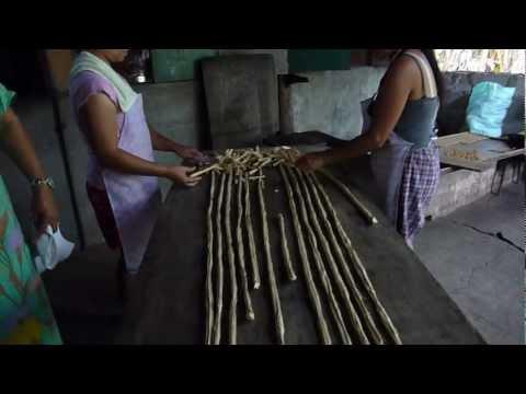 Making Filipino candies 2/2 [HD] 720p