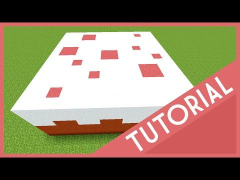 Minecraft Tutorial 003 - Cake House