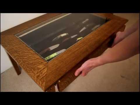 Gerstner & Sons - T3801 Collectors Table