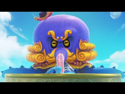 Super Mario Odyssey - Walkthrough Part 10 - Seaside Kingdom All Moons & Coins