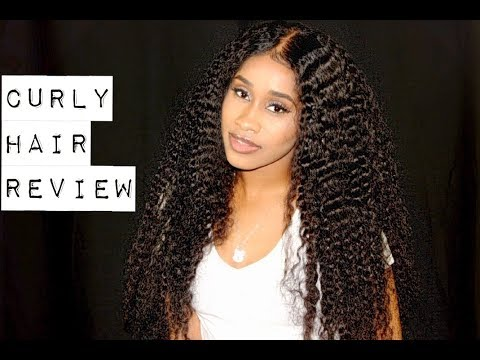 BEAUTY FOREVER HAIR - Malaysian Curly Review   NaeandNea