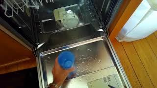 Miele Dishwasher -- Door Springs