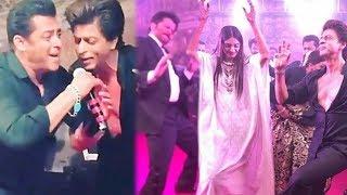 Salman, Shahrukh, Anil, Varun CRAZY DANCE At Sonam Kapoor